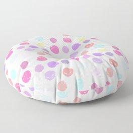 circles (25) Floor Pillow