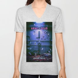Army of the Dead Unisex V-Neck