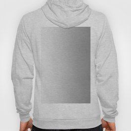 White to Gray Vertical Linear Gradient Hoody