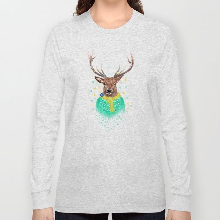 Wonder Deer Long Sleeve T-shirt