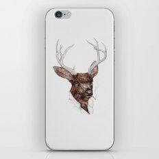 Smoking Buck iPhone & iPod Skin