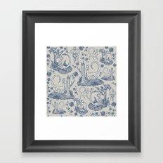 an-toile-lite Framed Art Print