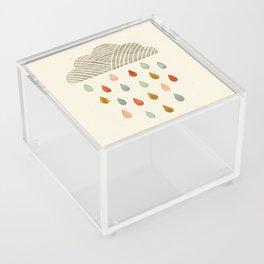 Rain Cloud Acrylic Box