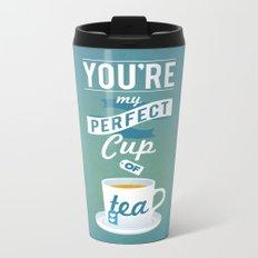Perfect Cup of Tea Metal Travel Mug