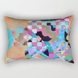 Senet Rectangular Pillow