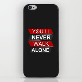 YNWA Liverpool iPhone Skin