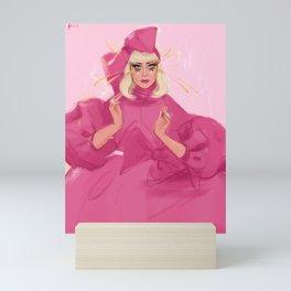 METGAGA Mini Art Print
