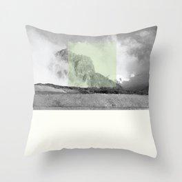 La Terra Throw Pillow