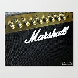 Make it louder ! Canvas Print