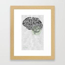 The National- Conversation 16 Framed Art Print