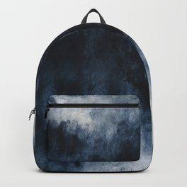 Glacial lagoon textured Backpack