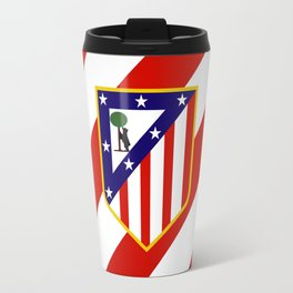 Atletico Madrid Travel Mug
