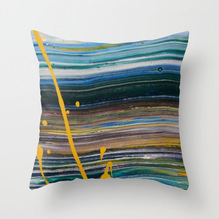 Trinity - Close-up #3 Throw Pillow