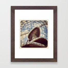 The Dome Belfast - Instagram Framed Art Print