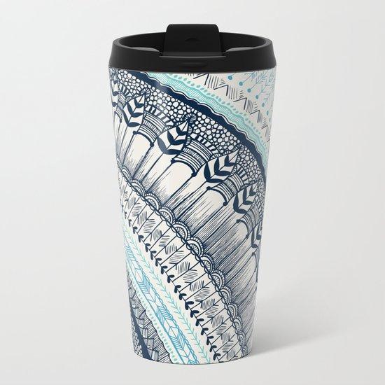 Kind  Metal Travel Mug