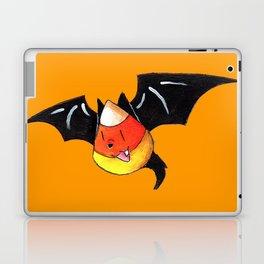 Candy Corn Bat Laptop & iPad Skin