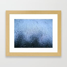 It Rained Today - 2 Framed Art Print