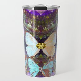 Big Blingy Starry Night Travel Mug