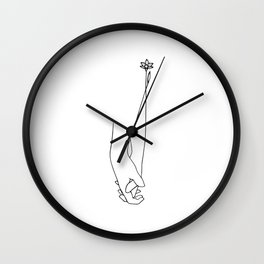 Always Together Wall Clock