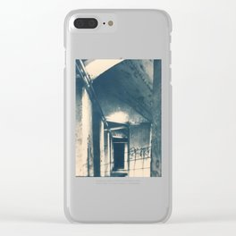 silo city Clear iPhone Case