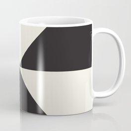 Split X Black Coffee Mug