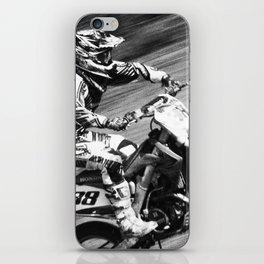Motocross iPhone Skin