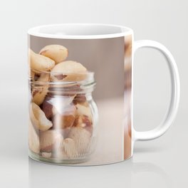 Brazil nuts from Bertholletia excelsa Coffee Mug