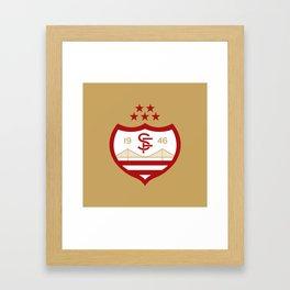 SFFC (Italian) Framed Art Print