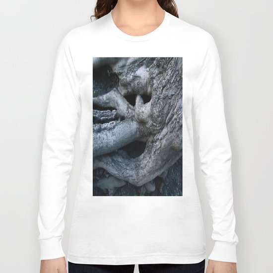 I always feel like someone's watching me Long Sleeve T-shirt