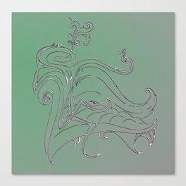 Mantis v2 Canvas Print