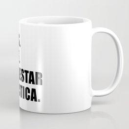 Bears. Beets. Battlestar Galactica. Coffee Mug