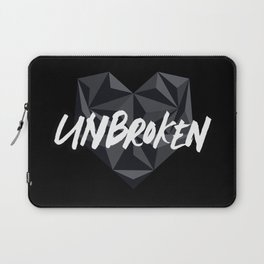 Unbroken Laptop Sleeve