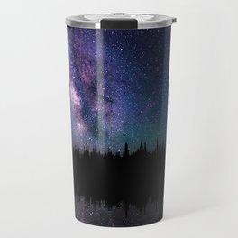 Space Forrest  Travel Mug