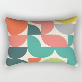 Full, half and quarter Rectangular Pillow