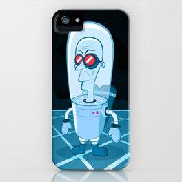 Mr. Freeze iPhone Case