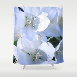 Hawthorn Bouquet Shower Curtain