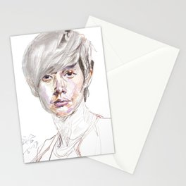 Park Hae-Jin Stationery Cards