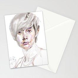 Park Hae-Jin Stationery Cards