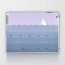 The ocean Laptop & iPad Skin