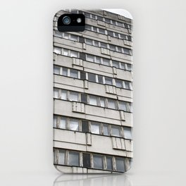 Abandoned Building iPhone Case