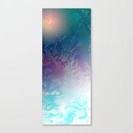 Cool Shining Canvas Print