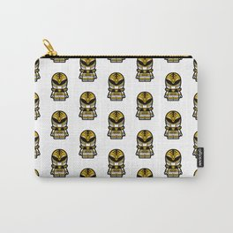 Power Chibi White Ranger Carry-All Pouch