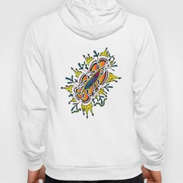Zentangle #2b Hoody