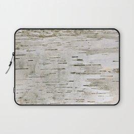 Birch Bark Skin Laptop Sleeve