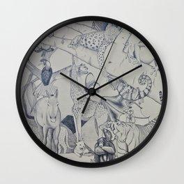 Noches de Bailar Wall Clock