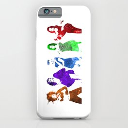 The Spice Girls iPhone Case