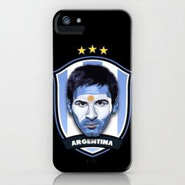 Messi iPhone Case