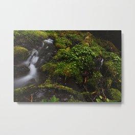 Smart Water Metal Print