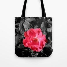 Pink Flower Study Tote Bag