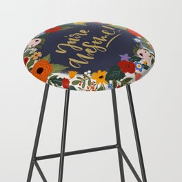 You're awesome quote Bar Stool